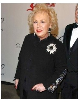 Doris Roberts at the Night of 100 Stars Oscar