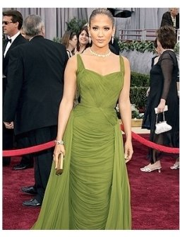 78th Annual Academy Awards Red Carpet Photos:  Jennifer Lopez