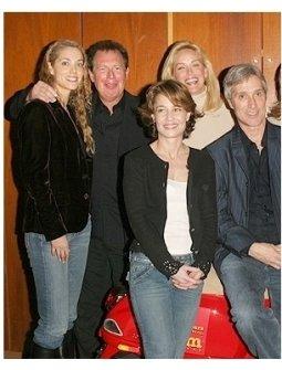 2006 Santa Barbara Film Festival Photos: Elizabeth Berkley, Garry Shandling, Julie Warner, Sharon Stone and Ari Gross