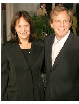 Producers Lucy Fisher and Douglas Wick