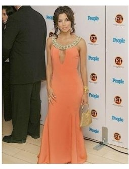 Entertainment Tonight and People Magazine Celebrate The 57th Annual Emmy Awards Photos: Eva Longoria