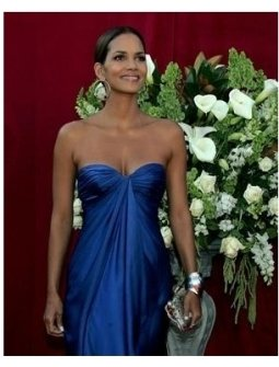 Halle Berry on the red carpet at the 57th Annual Primetime Emmy Awards