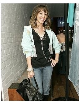 Hilary Duff's New Candie's Campaign: Haylie Duff