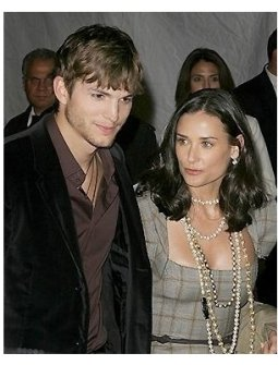 Ten/GM RC: Ashton Kutcher and Demi Moore