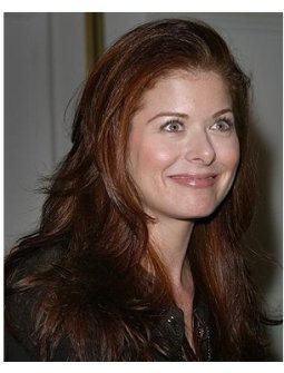Debra Messing at the <I> In Style </I> Magazine Luncheon