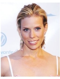 Cheryl Hines at V Life's Emmy Nominee Photo Portfolio Party