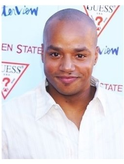 "Donald Faison at the ""Garden State"" Premiere"