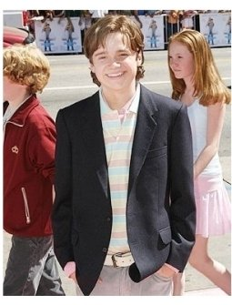 "Dan Byrd at the ""A Cinderella Story"" premiere"