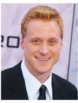 "Alan Tudyk at the ""I, Robot"" Premiere"