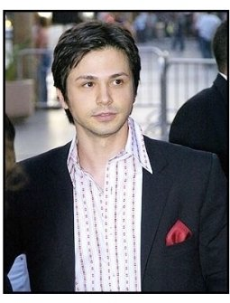 """Freddy Rodriguez on the red carpet at the """"Six Feet Under"""" Premiere-ONE TIME USE ONLY"""