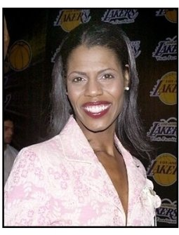 Omarosa Manigault-Stallworth  at the Palms  Casino Royale to Benefit the Lakers Youth Foundation