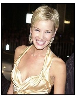 "Ashley Scott at the ""Walking Tall"" Premiere"