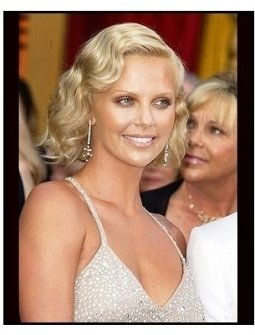 76th Annual Academy Awards-Charlize Theron- - Diamonds-ONE TIME USE ONLY