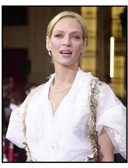 76th Annual Academy Awards - Uma Thurman - Red Carpet