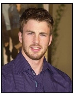 "Chris Evans at ""The Perfect Score"" Premiere"
