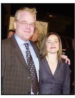 "Phiilip Seymour Hoffman and date Mimi at the ""Along Came Polly"" Premiere"
