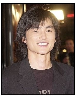 "Shin Koyamada at ""The Last Samurai"" premiere"