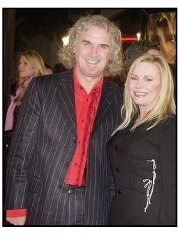 """Billy Connolly and wife Pamela Stephenson at """"The Last Samurai"""" premiere"""