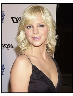 """Anna Faris at the """"Scary Movie 3"""" premiere"""