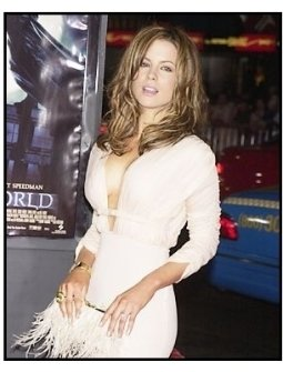 "Kate Beckinsale at the ""Underworld"" premiere"