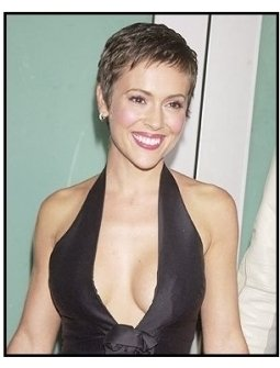 """Alyssa Milano at the """"Dickie Roberts: Former Child Star"""" premiere"""