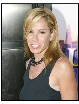 "ONE TIME USE ONLY:  Melissa Rivers at the ""Uptown Girls"" premiere"