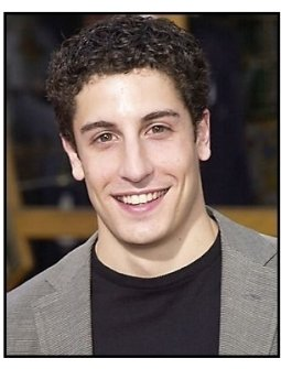 "Jason Biggs at the ""American Wedding"" premiere"