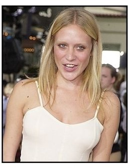 """Chloe Sevigny at the """"Seabiscuit"""" premiere"""