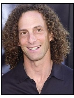 "Kenny G at the ""Terminator 3: Rise of the Machines"" premiere"