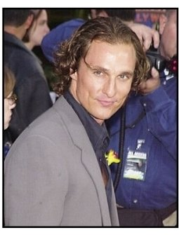 """Matthew McConaughey at the """"2 Fast 2 Furious"""" Premiere"""