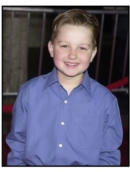 """Angus T. Jones at the  """"Bringing Down the House"""" Premiere"""