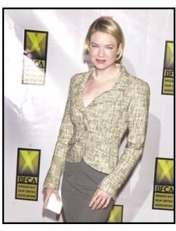 """""""The 8th Annual Critic's Choice Awards"""": Renee Zellweger"""