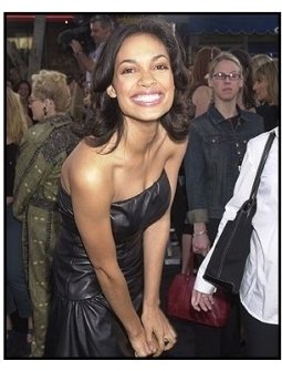 Men in Black II premiere: Rosario Dawson