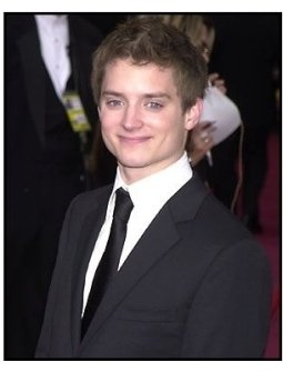 Elijah Wood at the 2002 Academy Awards