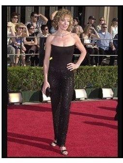 SAG 2002 Fashion: Allison Janney
