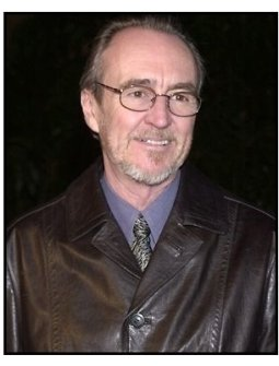 Wes Craven at the The Lord of the Rings: The Fellowship of the Ring premiere