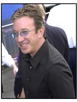 Tim Allen at the Monsters Inc premiere