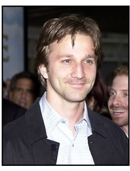 Breckin Meyer at the Rat Race premiere