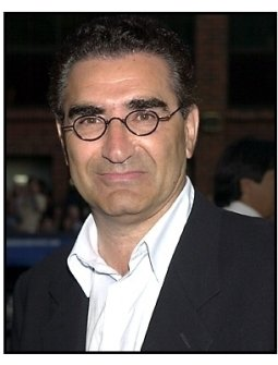 Eugene Levy at the American Pie 2 premiere