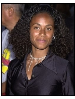 Jada Pinkett Smith at the Rush Hour 2 premiere