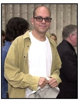 David Cross at the premiere of Scary Movie 2