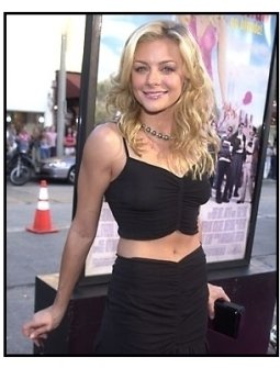 Jessica Cauffiel at the Legally Blonde premiere