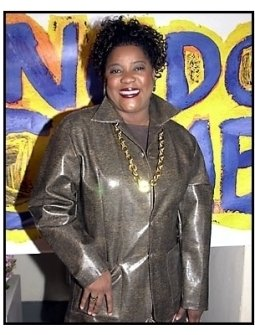 Loretta Devine at the Kingdom Come premiere