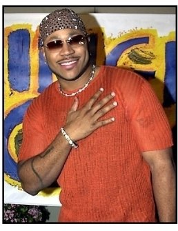LL Cool J at the Kingdom Come premiere