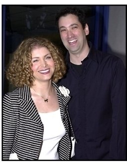 Deborah Kaplan and Harry Elfont at the Josie and the Pussycats premiere