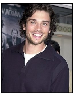 Tom Welling at the Swordfish premiere