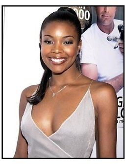 Gabrielle Union at the 2001 Movieline Young Hollywood Awards