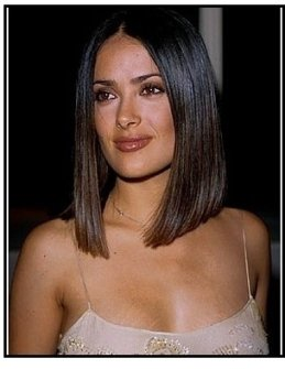 "Salma Hayek at ""Double Jeopardy"" Premiere."