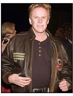 Gary Busey at the Tomcats premiere