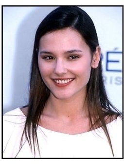Virginie Ledoyen at the Super Saturday L.A.